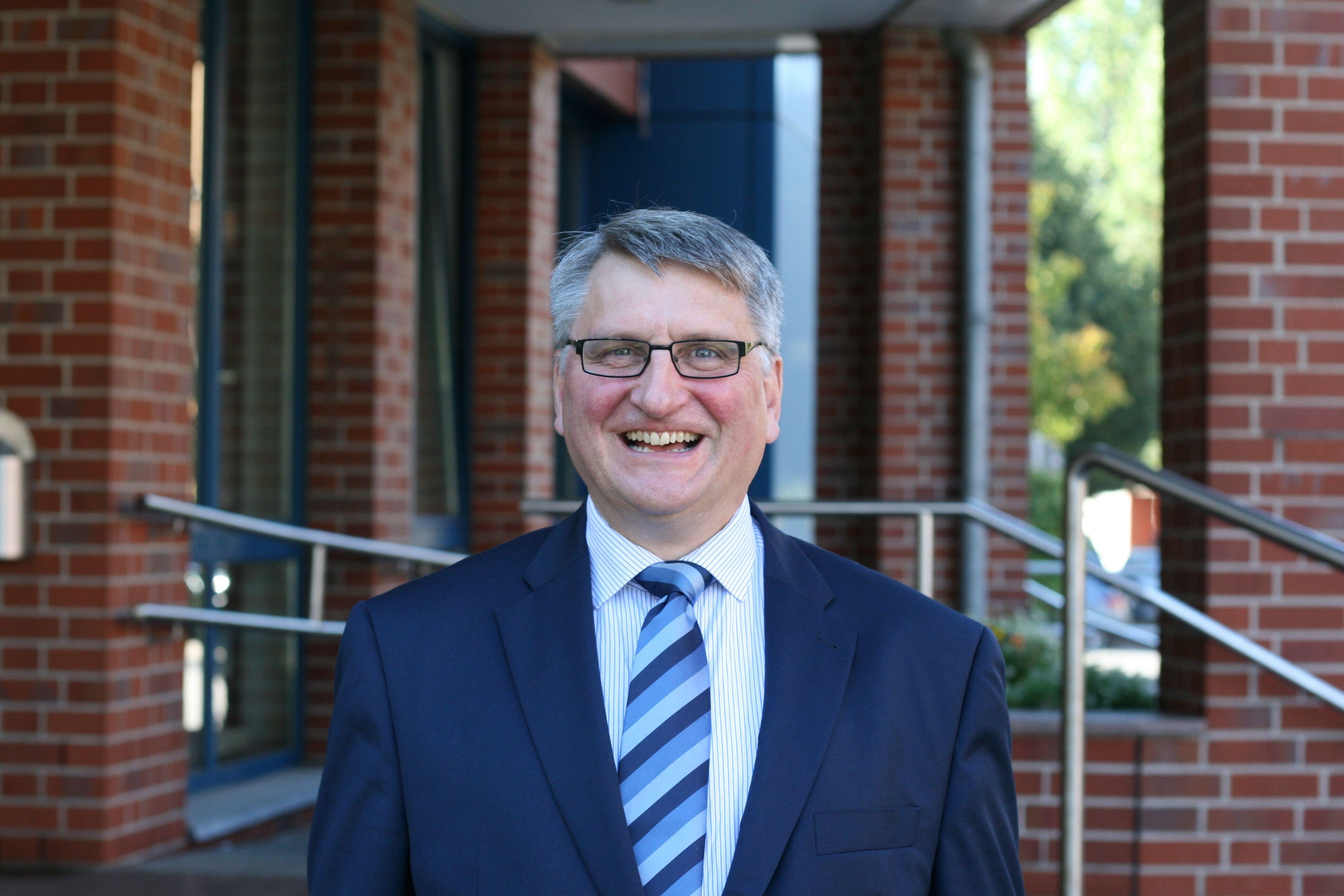 Dr. Fritz Küke
